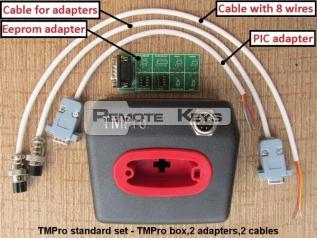 Transponder Maker Pro (TMPro) + HC805
