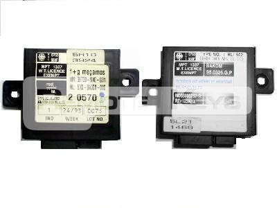 Immobilizer Bypass Toyota