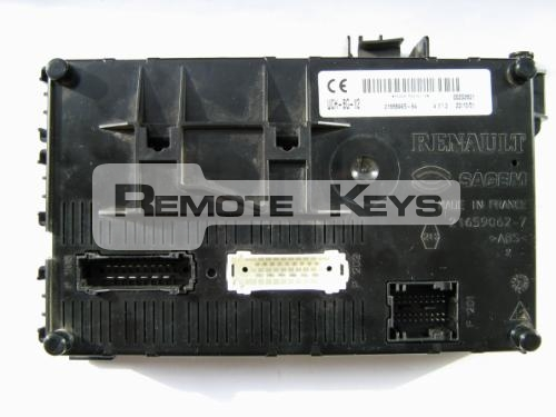 renault clio ii immobiliser 2001 2006 uch remote keys. Black Bedroom Furniture Sets. Home Design Ideas
