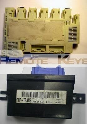 Car Remote Key >> Renault Trafic Immobiliser