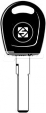 SILCA HU66T6 Transponder Blank To Suit VAG