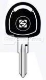 Vauxhall Astra F - Key